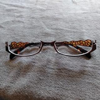 ゾフ(Zoff)のZoff 眼鏡👓 茶色(サングラス/メガネ)