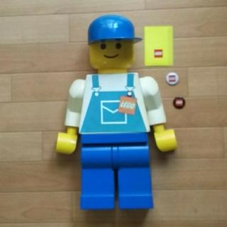 Lego - LEGO レゴ ジャンボフィグ男の子 おまけ付