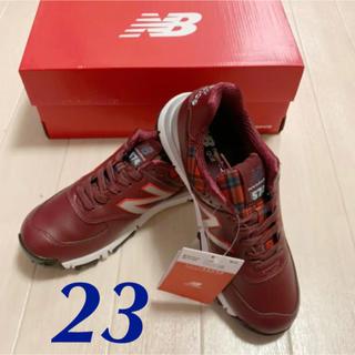 ニューバランス(New Balance)の新品■【ニューバランス】ゴルフシューズ  レディース 23(シューズ)