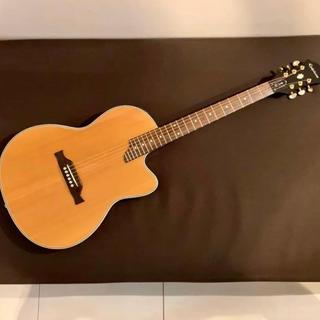 エピフォン(Epiphone)のレア  Epiphone SST Studio ナチュラルカラー(アコースティックギター)