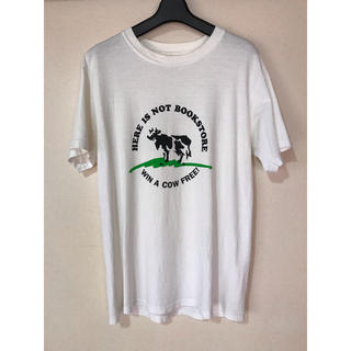MOUNTAIN RESEARCH - WIN A COW FREE Tシャツ/カウブックス マウンテンリサーチ