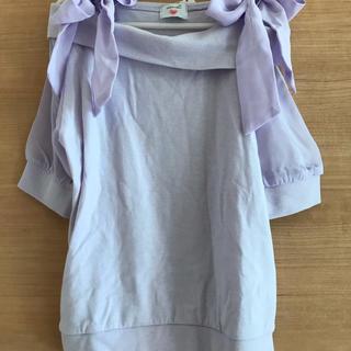 キャサリンコテージ(Catherine Cottage)のキャサリンコテージ 未使用 140 カットソー   プルオーバー  半袖(Tシャツ/カットソー)