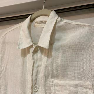 サンシー(SUNSEA)のourlegacyシャツ(シャツ/ブラウス(長袖/七分))