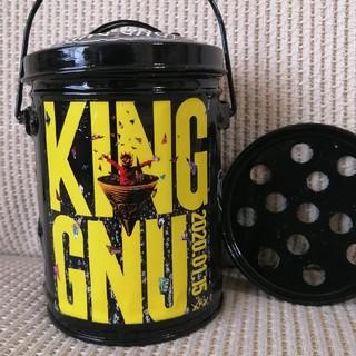 ♥人気デザイン♥⭐オシャレ灰皿or小物入れ【J−320】『KING  GNU』