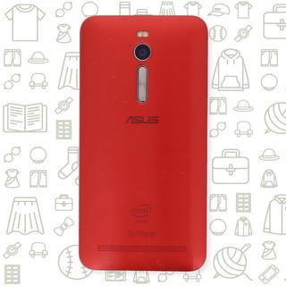 エイスース(ASUS)の【C】ZenFone2/ASUS_Z00AD/16/ソフトバンク(スマートフォン本体)
