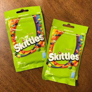 大人気 Skittles Sour スキットルズ サワー(菓子/デザート)