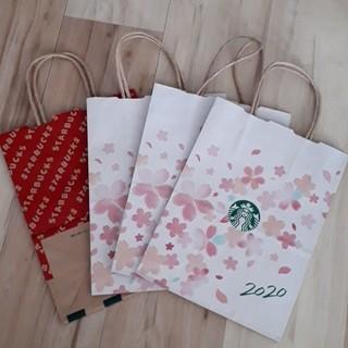 スターバックスコーヒー(Starbucks Coffee)のStarbucks Coffee スターバックス ショッパー ショップ袋(その他)