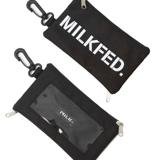 ミルクフェド(MILKFED.)のMILKFED.(財布)