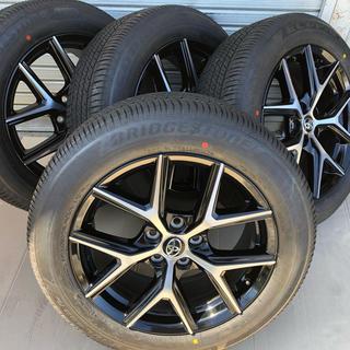トヨタ - 【新品未使用】ハリアー 60系 特別仕様車 純正ホイール タイヤ 4本セット