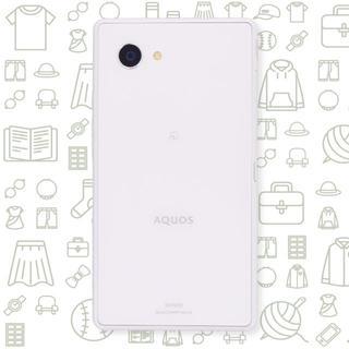 アクオス(AQUOS)の【A】AQUOSmini/SH-M03/16/ドコモ(スマートフォン本体)
