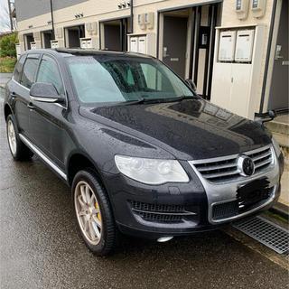 フォルクスワーゲン(Volkswagen)のVW トゥアレグ 2007 走行7万2千キロ 1ナンバー(車体)