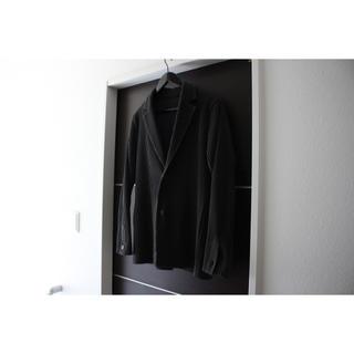 イッセイミヤケ(ISSEY MIYAKE)のissey miyake homme plisse テーラードジャケット(テーラードジャケット)