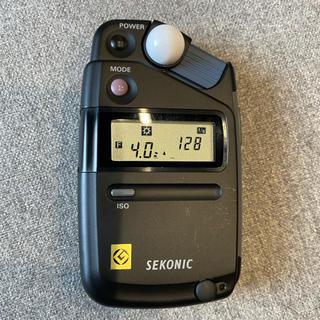 セコニック sekonic 露出計 FLASH MATE L308B(露出計)