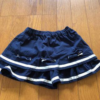 Shirley Temple - 美品 シャーリーテンプル キュロットスカート110