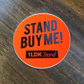 ワンエルディーケーセレクト(1LDK SELECT)の1LDK stand ステッカー×1(その他)