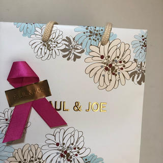 ポールアンドジョー(PAUL & JOE)の紙袋(ショップ袋)
