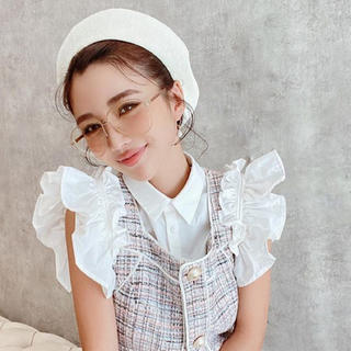 eimy istoire - エイミーイストワール スプリングベレー ホワイト 新品♡