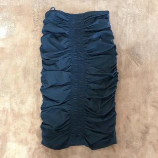 シトラスノーツ(CITRUS NOTES)のシトラスノーツ ギャザースカート(ひざ丈スカート)