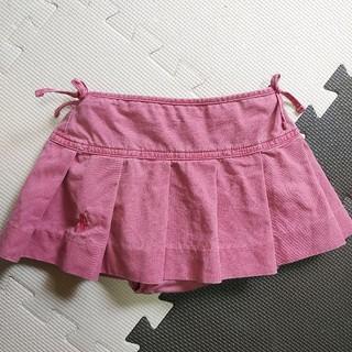 ポロラルフローレン(POLO RALPH LAUREN)のRALPH LAUREN ブルマ付きスカート 12M(スカート)