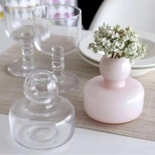 マリメッコ(marimekko)の新品未使用 マリメッコ フラワーベース カリーナ・セス アンダーソン(花瓶)