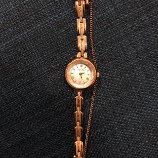 アガット(agete)のお買い得‼︎アガット♡ラウンドフェイスソーラーウォッチ(腕時計)