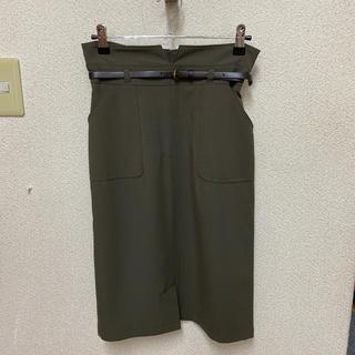 プロポーションボディドレッシング(PROPORTION BODY DRESSING)のproporation スカート(ひざ丈スカート)