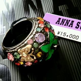 アナスイ(ANNA SUI)のアナスイ イチゴリング(リング(指輪))