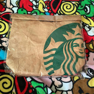 スターバックスコーヒー(Starbucks Coffee)のスタバ プリンバッグ(日用品/生活雑貨)