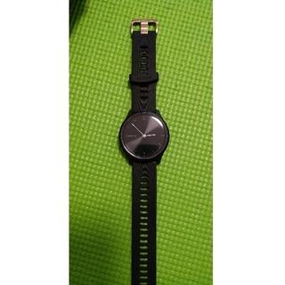 ガーミン(GARMIN)のSuica対応決定GARMIN VIVOMOVESTYLEと純正替えベルト(腕時計(デジタル))