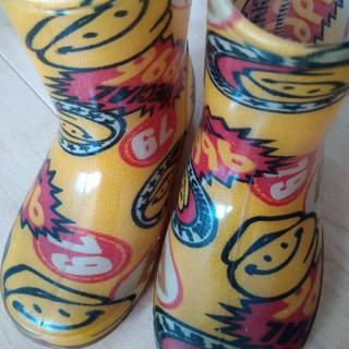 eaB - eab 長靴 16センチ レインブーツ