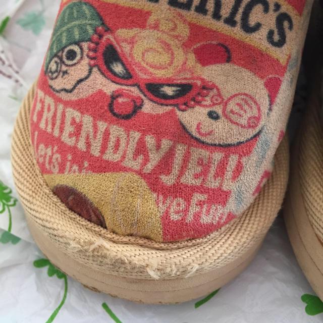HYSTERIC MINI(ヒステリックミニ)のヒスミニブーツ キッズ/ベビー/マタニティのベビー靴/シューズ(~14cm)(ブーツ)の商品写真