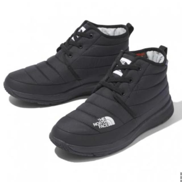 THE NORTH FACE(ザノースフェイス)のノースフェイスヌプシブーツ 新品US6 ブラック レディースの靴/シューズ(ブーツ)の商品写真