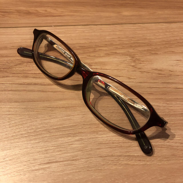 alanmikli(アランミクリ)のMIMLI par MIKLI メガネ フレーム ミクリパーミクリ レディースのファッション小物(サングラス/メガネ)の商品写真