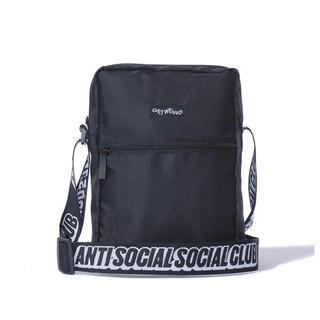 未開封 Anti Social Social Club shoulder bag(ショルダーバッグ)