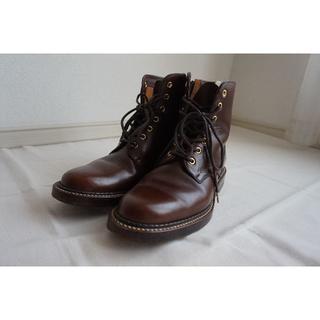 フットザコーチャー(foot the coacher)のfoot the coacher フットザコーチャー レースアップブーツ(ブーツ)