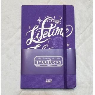 スターバックスコーヒー(Starbucks Coffee)のスターバックス モレスキン 手帳 2020(カレンダー/スケジュール)