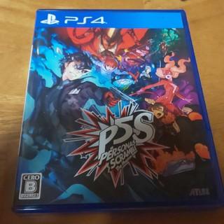 プレイステーション4(PlayStation4)のペルソナ5 スクランブル (家庭用ゲームソフト)