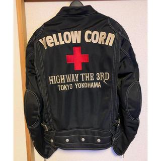イエローコーン HIGHWAY THE 3RD メッシュジャケット