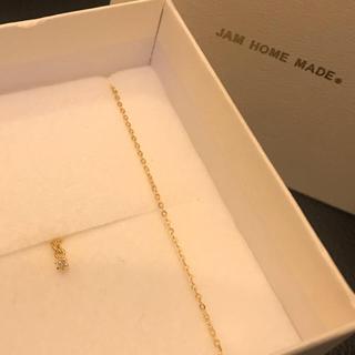 ジャムホームメイドアンドレディメイド(JAM HOME MADE & ready made)のダイヤモンド ネックレス jam home made ダイヤ(ネックレス)