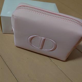 ディオール(Dior)のディオール ピンク ポーチ(その他)