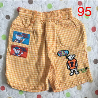 PERSON'S KIDS - ★美品★PERSON'S 95cm チェックパンツ