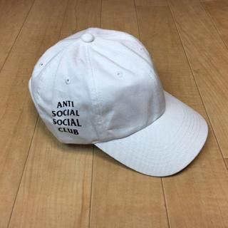 ANTI SOCIAL SOCIAL CLUB キャップ(キャップ)
