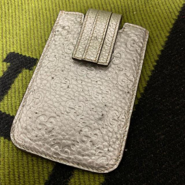 Gucci - 格安 グッチ GUCCI iPhoneケースの通販
