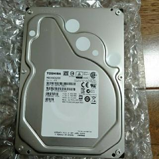 東芝 - 東芝 SATA3.5インチハードディスク2TB