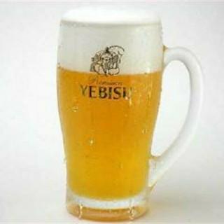 サッポロ(サッポロ)のエビス生ビールジョッキ 24個(ビール)