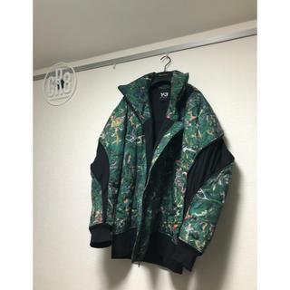 ワイスリー(Y-3)のY-3 AOP down jacket(ダウンジャケット)