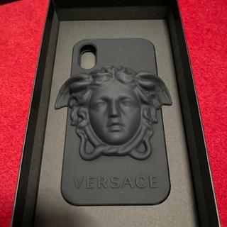 ヴェルサーチ(VERSACE)のVERSACE  iPhoneX XSケース(iPhoneケース)