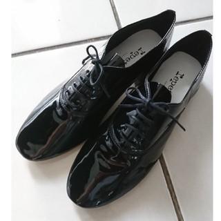 repetto - 現行販売 新品4.8万レペットOxford shoe Zizi シューズ