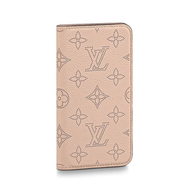 LOUIS VUITTON - LOUIS VUITTON 【日本限定】IPHONE X & XS・フォリオの通販