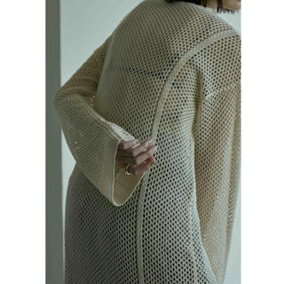 伊勢丹 - little Suzie  2way Mesh Knit Dress